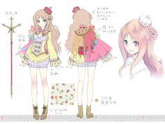 『メルルのアトリエ』登場キャラクターの設定画を公開! 岡村Dのコメント付き!!