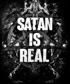 "SATAN  IS  Real ""Gods of Violence"""