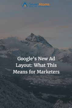 Google's New Ad Layout: What This Means for Marketers