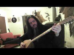 ▶ Beginner Baglama Saz lesson 2 (English) - YouTube