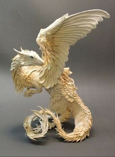 Tecuani Dragon hatchling