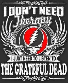 Grateful Dead Stuff and maybe some Buddha