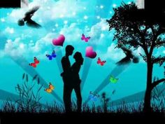 Love hd wallpapers for pc Hd Love Wallpaper Wallpapers) True Love Wallpaper, Best Couple Wallpaper, Good Life Quotes, Best Quotes, King Y Queen, Wings Wallpaper, Hd Wallpaper, Lovers Pics, Hd Love