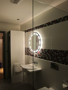 Mini Downlights Stop Shower Niches From Becoming Little Dark Holes