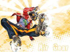 003 -_- Air Gear