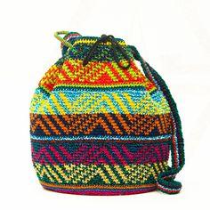 Oax Mochila Bag - Wayuu Tribe – SHOP MOCHILAS WAYUU BAGS   FREE SHIPPING
