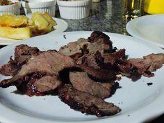 Vale do sao Francisco, Bahia, pernambuco, Brasil. Gastronomia. Bodódromo. Bode assado.