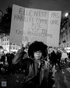 Elle nest pas habillée comme une pute cest toi qui pense comme un violeur 2019-11-23 Paris Marche #NousToutes STOP aux féminicides et à toutes les violences sexistes et sexuelles #feminicide #report #gaelic69