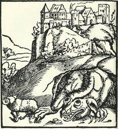 Smok Wawelski - bo prawdziwy król mieszkał nie w zamku, a pod nim.