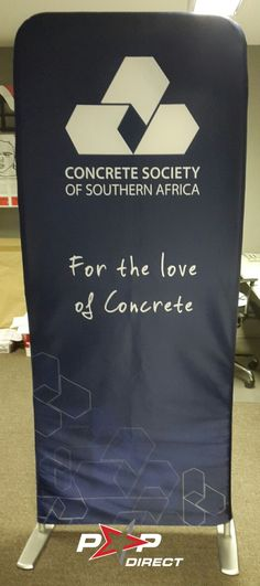 #concretesocietyofsouthernafrica Wall Banner, Exhibition Display, Banner Printing, Banners, Africa, Pop, Expo Stand, Popular, Pop Music