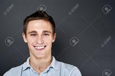 молодой человек на черном фоне Фотография, картинки, изображения и сток-фотография без роялти. Image 12206539.