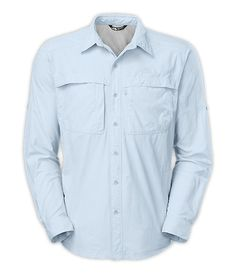 19732a9f72 The North Face Male Cool Horizon Long-Sleeve Shirt - Men's Face L, Hiking