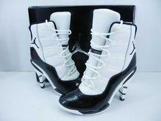 san francisco 741d7 07aa3 Nike Jordan Heels Mode Für Frauen, Jordan Heels, High Heel Stiefel, Stiefel,