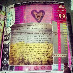 Kelly Kilmer Artist and Instructor: Thoughts on Journaling Grief