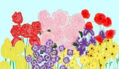 Внимательно посмотрите на цветы, какой из них привлек вас в первую очередь? Выбрали? Теперь можете прочитать трактовку.….