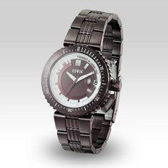 ขาย Edwin Watch รุ่น BondED ตัวเรือนและสายเป็น Stainless Steel หน้าปัด 38 x45 มิลลิเมตร ราคาปกติเรือนละ 6400 บาท ขายเพียงเรือนละ 3000 บาท ส่งฟรี สนใจติดต่อ bluemoon_179@hotmail.com http://www.zlabwatch.com/edwin