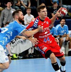 Beim HC Erlangen hofft man auf eine Handball-Überraschung in Flensburg @erlangen_de #HJKrieg #hcerlangen #HCE #DKBHBL #hlstudios #SGFlensburg #canon #sagenwirmalso #ChristophSteinert