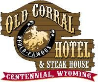 The Old Corral Hotel - Open Year Around - Centennial WY