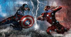 Which Civil War Team Would You REALLY Be On? Im team Captain America! !