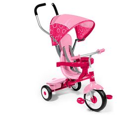 Radio Flyer Girls' 4-in-1 Trike