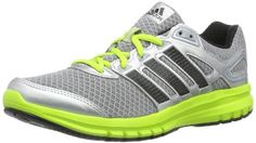 Adidas Performance Mens Duramo 6 M-2 Running Shoes D66272 Mid Grey/Black I/Solar Slime 9 UK, 43 EU | Your #1 Source for Sporting Goods & Out...