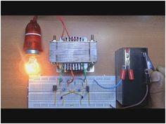 Circuito Electrico Simple Diagrama : Las mejores imágenes de circuito del inversor en