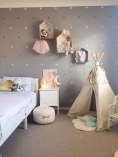 cute bedroom for girls!