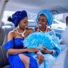 Moment with the Bride #Asoebi #AsoebiSpecial #Speciallovers #weddings  Decor/planner - @eventsgalleryltd  Make up - @debbysez  Photography- @klalaphotography