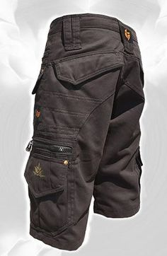 3015e520f196a Men Short Pants HipsterTribalSteampunkCargo PantsBurning Festival Outfits
