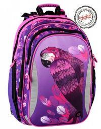 Školní batoh Bagmaster 0114 A Violet/Pink Lunch Box, Backpacks, Zip, School, Room, Bags, Handbags, Totes, Bento Box