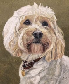 """Awesome """"cute dogs"""" information is available on our web pages. Read more and you will not be sorry you did. Funny Dogs, Cute Dogs, Funny Puppies, Funny Humor, Animal Paintings, Animal Drawings, Frise Art, Dog Artwork, Mundo Animal"""