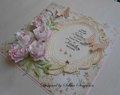 Selma's Stamping Corner and Floral Designs: Count Your Life by Smiles PLUS a Tutorial