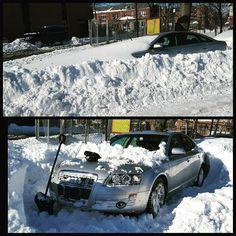 #blizzard2016 #jonas  #snowpocalypse #blizzard #blizzardjonas #superstorm #snow #audi #awd #life #love #me #follow #followme by imthechase