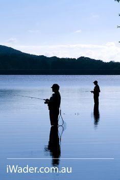 Fishing at Day Break!  Buy your fishing gear here: www.iwader.com.au #iwader #neoprene #ultralightbackpacking #spincast #fishinglife #fishingline #thetugisthedrug #thetugismydrug #flyfishing #health #catchandrelease #flyfish #flyfishing #flyfishingphotography #flyfishingjunkie #taylorflyfishing #nature #naturephotography #staywild #chestwaders #catchandrelease
