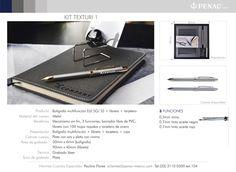 Promocionales Corporativos Kit Texturi 1