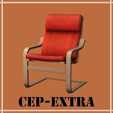 Mod The Sims - Poang Chair - CEP-Extra