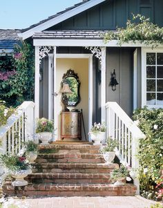 Hydrangea Hill Cottage: ginghams