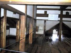 matsumoto castle interior Gallery