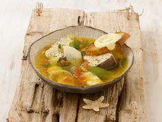 Rezept: Französische Fischsuppe (Bouillbaise) mit Rouille