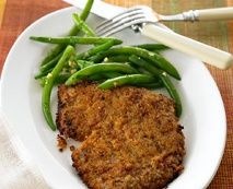 Biggest Loser Recipes - Chicken Fried Steak....if it sounds too good to be true, it probably is, but I'll try it anyway :)