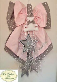 Fiocco per capelli festeggiata Compleanno Fiocco Arcobaleno fatto a mano fiocco per capelli
