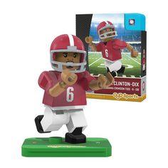 Ha Ha Clinton-Dix Alabama Crimson Tide OYO Sports NCAA Player Figurine - $9.99