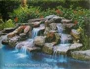 Having a pool sounds awesome especially if you are working with the best backyard pool landscaping ideas there is. How you design a proper backyard with a pool matters. Swimming Pool Waterfall, Swimming Pool House, Swimming Pool Landscaping, Swimming Pools, Landscaping Ideas, Waterfall Landscaping, Rock Waterfall, Pool Spa, Pool Fountain