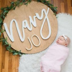 59 Trendy Ideas For Baby Girl Room Decorating Ideas Newborns Canvases Cute Baby Girl Names, Cute Names, Unique Baby Names, Kid Names, Nursery Signs, Nursery Decor, Baby Girl Room Decor, Baby Girl Pictures, Baby Name Signs