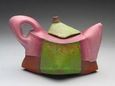 Marc Digeros  teapot, 2004