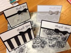Timeless Elegance DSP from Stampin Up!