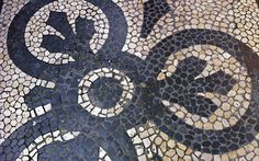 Cobblestone Art- Lisbon street -  michael Nassar, photo