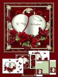 Velvet Rose Mini Kit