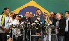 Folha do Sul - Blog do Paulão no ar desde 15/4/2012: Aécio fica no comando tucano com 2018 incerto