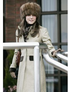 love the russian style hat (the coat is beautiful as well)